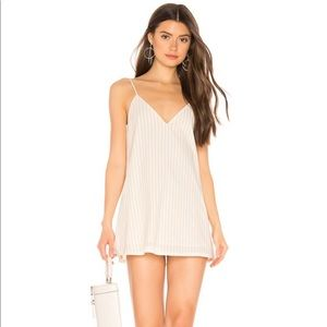 Superdown stripe dress
